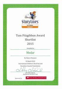 Fitzgibbons award