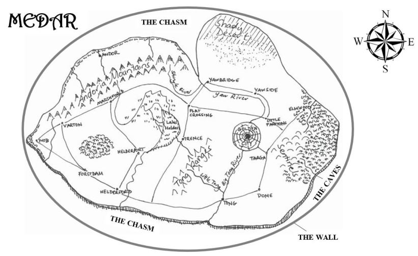 Medar map3a